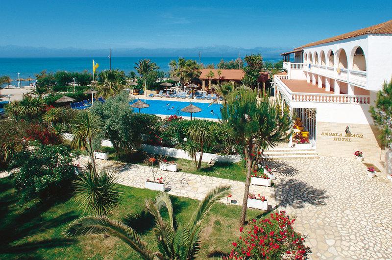Angela Beach Hotel Korfu