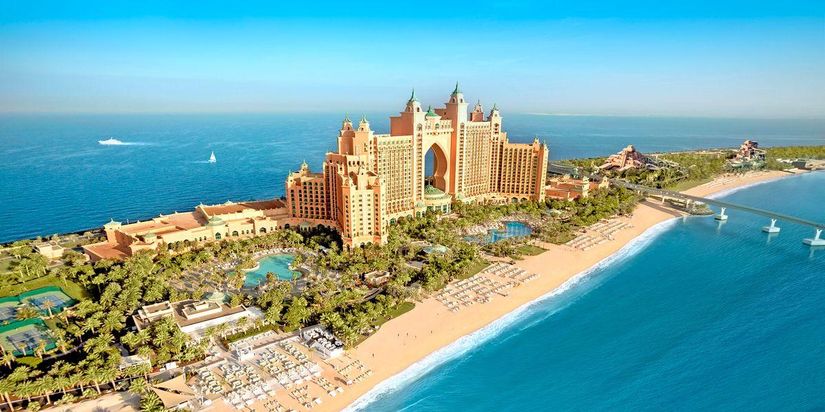 Atlantis The Palm Emiraty Arabskie Dubaj » opis oferty ...