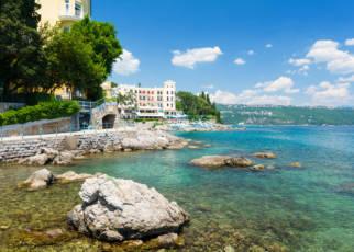 Jadran (Rijeka) Chorwacja, Kvarner, Rijeka
