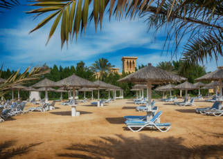 The Ritz Carlton Al Hamra Beach