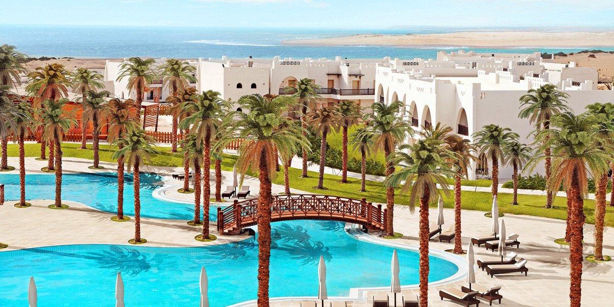 Hilton Marsa Alam Nubian Resort #