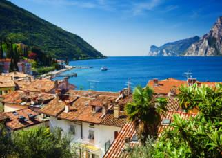 Garni San Carlo Włochy, Jezioro Garda, Malcesine