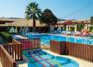 Summertime Grecja, Korfu, Sidari
