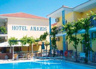 Anaxos Grecja, Lesbos, Anaxos