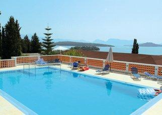 Panos Aparthotel Grecja, Lefkada, Nidri