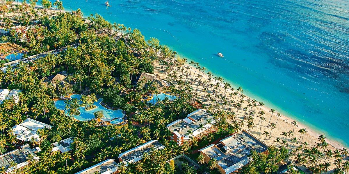 Impressive Resort & Spa  (ex Sunscape Bavaro Beach)