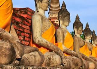 Esencja Tajlandii Tajlandia, Wyc. objazdowe