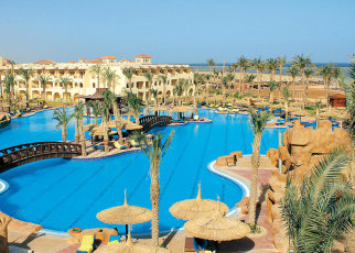 Sea Beach Resort & Aqua Park Egipt, Sharm El Sheikh