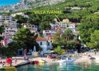 Villa Ivanac Chorwacja, Dalmacja Południowa, Brela
