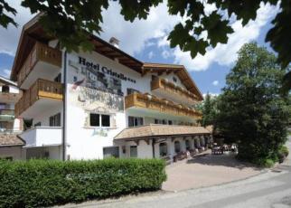 Cristallo (Vigo Di Fassa) Włochy, Trentino, Vigo di Fassa