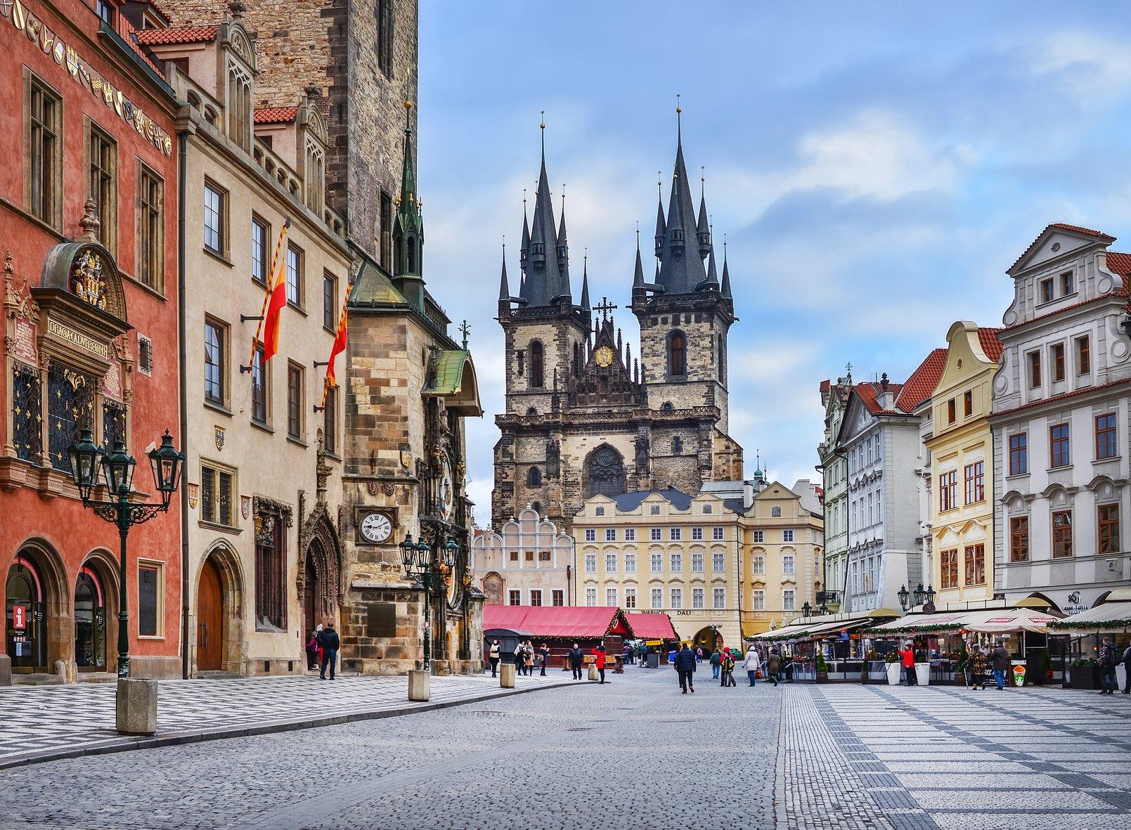 Star Czechy, Rudawy, Loučná pod Klínovcem