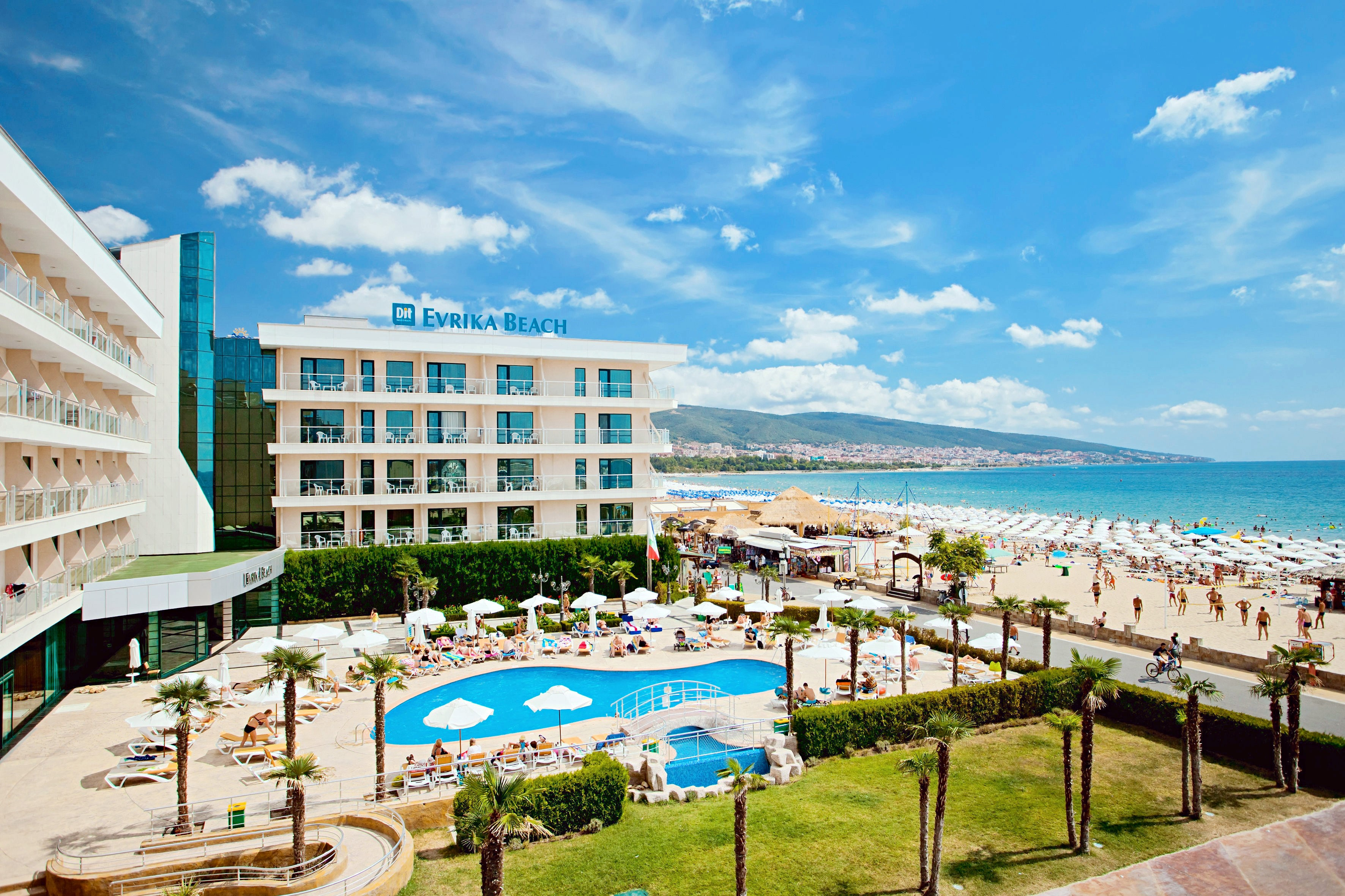 DIT Evrika Beach Club #