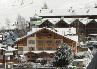 Gran Zebru Włochy, Trentino, Cogolo