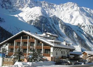 Alpina (Sulden am Ortler) Włochy, Południowy Tyrol, Solda