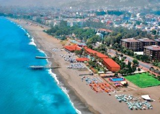 Banana (Alanya) Turcja, Alanya