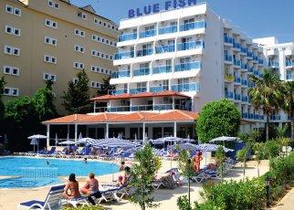 Blue Fish Turcja, Alanya, Konakli