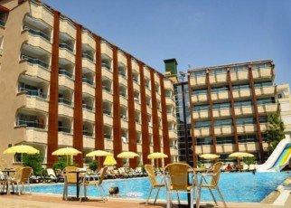 Club Tess Turcja, Alanya