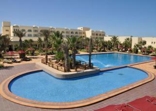 Hasdrubal Thalassa Tunezja, Djerba