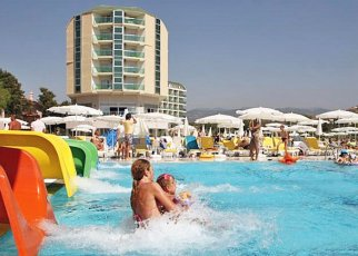 Hedef Beach Resort & Spa Turcja, Alanya, Payallar