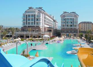 Hedef Resort & Spa Turcja, Alanya, Payallar