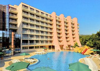 Helios Spa & Resort Bułgaria, Złote Piaski