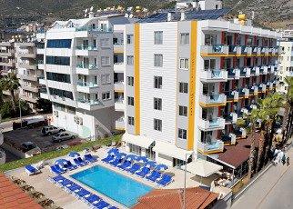 Kleopatra Arsi (ex. Kleopatra Inn) Turcja, Alanya