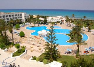 Mahdia Palace Tunezja, Mahdia