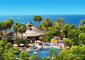 Be Live Experience Playa La Arena Hiszpania, Teneryfa, Puerto de Santiago