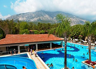 Champion Holiday Village Turcja, Kemer, Beldibi