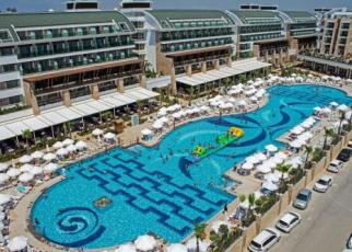 Crystal Waterworld Resort & Spa Turcja, Belek