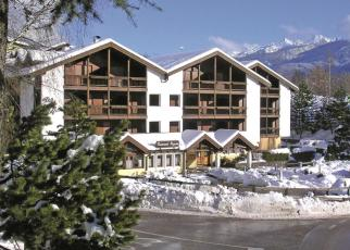 Des Alpes (Cavalese) Włochy, Trentino, Cavalese