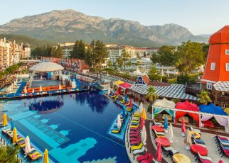 Orange County Resort Kemer Turcja, Kemer