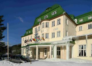 Palace Club (Szpindlerowy Młyn) Czechy, Czeskie Karkonosze, Szpindlerowy Młyn