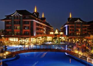 Siam Elegance Turcja, Belek