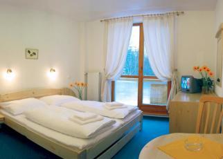 Villa Siesta Słowacja, Wysokie Tatry, Novy Smokovec
