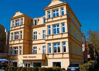 Villa Antares (Świnoujście) Polska, Pomorze Zachodnie, Świnoujście