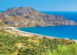 Uncle George Grecja, Kreta, Ammoudara
