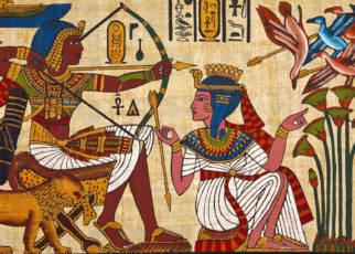 Faraonowie i bogowie Egipt, Wyc. objazdowe