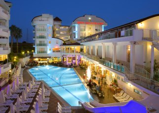Merve Sun and Spa Turcja, Side