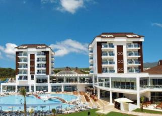 Cenger Beach Resort Turcja, Side