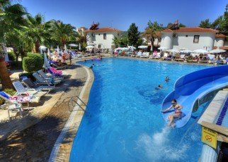 Orka Club & Villas Turcja, Dalaman - Fethiye, Oludeniz