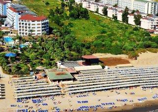 Caretta Beach (Payallar) Turcja, Alanya, Payallar