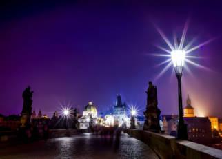 Festiwal Światła Czechy, Praga