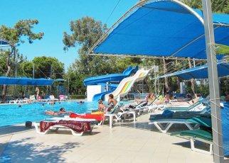 Linda Resort (Side) Turcja, Side, Titreyengol