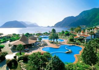 Marti Resort Delux Turcja, Marmaris, Icmeler