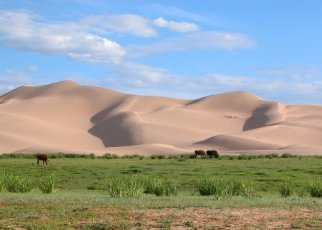 Mongolia - Rosja