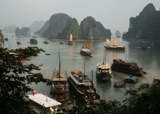 Wietnam - Kambodża - Laos - Bangkok op. Birma