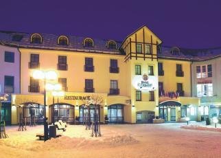 Gendorf Czechy, Czeskie Karkonosze, Vrchlabi