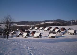Happy Hill Park Czechy, Czeskie Karkonosze, Cerny Dul