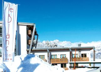 Le Blanc (Monte Bondone) Włochy, Trentino, Monte Bondone
